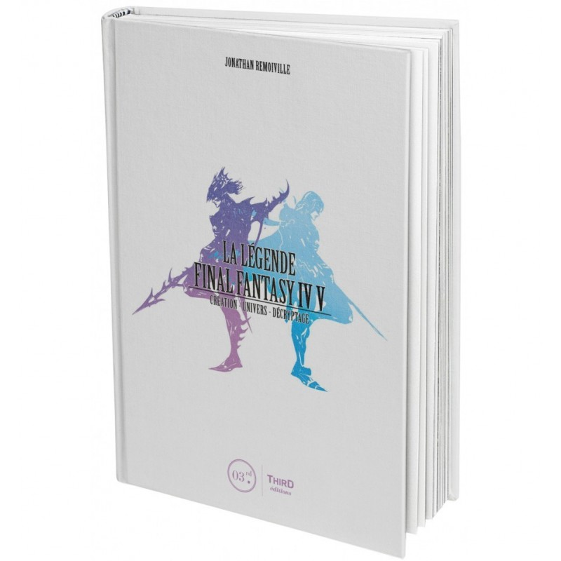 La légende Final Fantasy IV & V - Third Edition