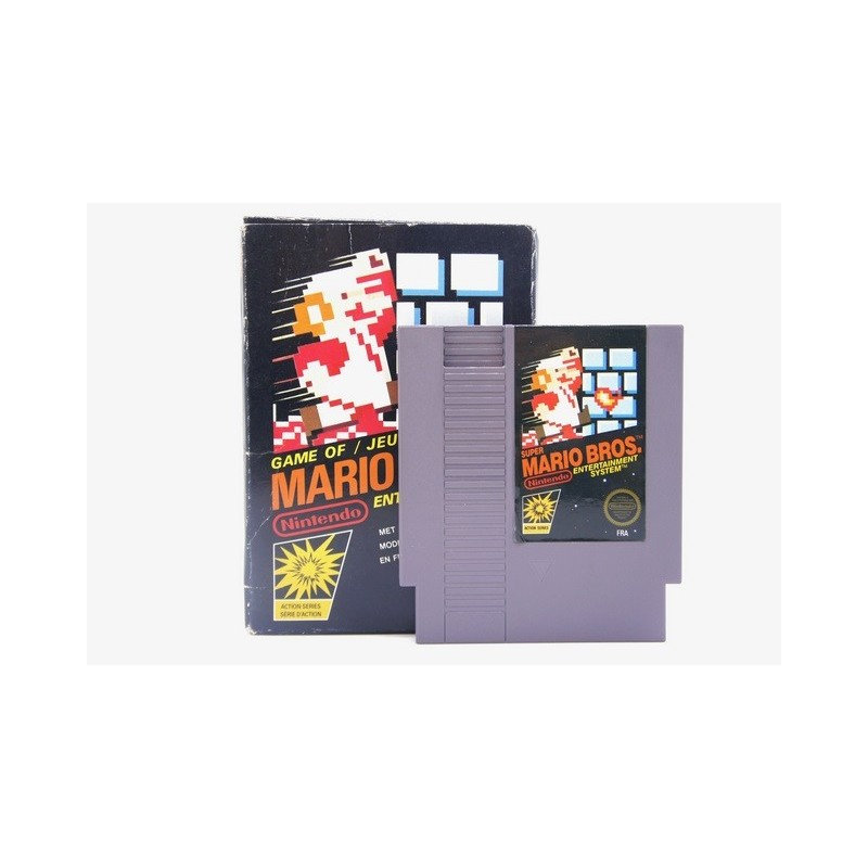 Super Mario Bros. [Nintendo Version - FRA Cart]