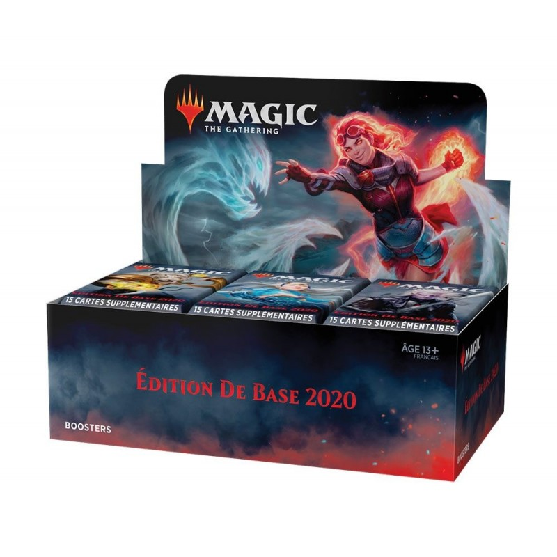 Magic : Edition de Base 2020